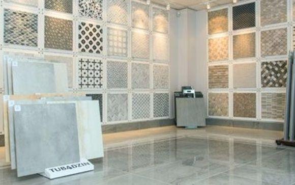 Floor Tiles Wall Mosaic