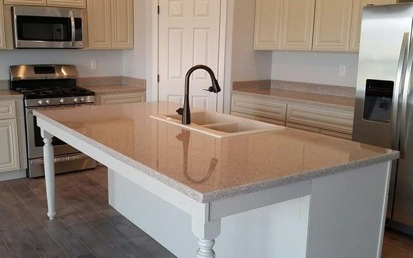Kitchen Countertops and Backsplashes by Creative Marblecast ...