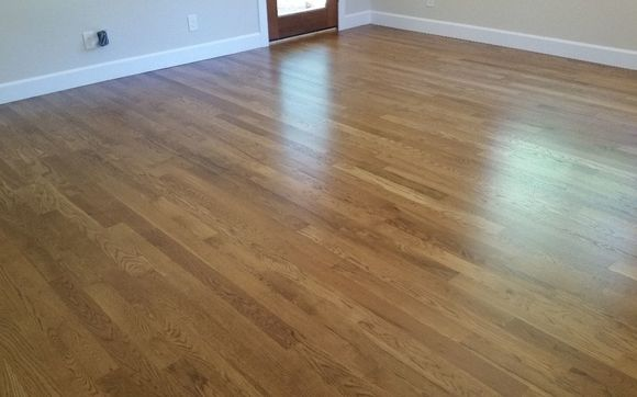 Install Sand Stain And Finish Refinish Recoat By Imel