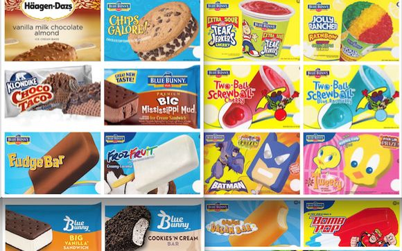 Peachy 100S Of Ice Cream Flavors By Leos Ice Cream In Phoenix Az Funny Birthday Cards Online Hendilapandamsfinfo
