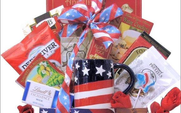 Summer And July 4th Gift Baskets By Greatarrivals Com Gift Baskets In Attleboro Ma Alignable