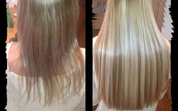 Hair Extensions All Methods And Types By Claude Thomas Salon