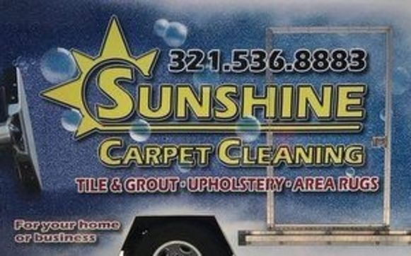 Tile & Grout Cleaning by SUNSHINE