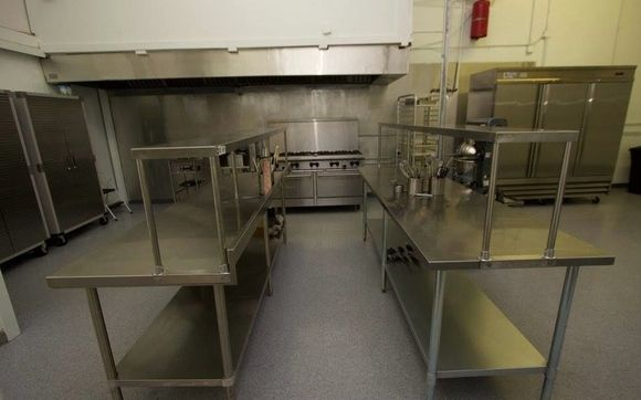 Commercial Kitchen Rental By Let S Eat Fresh Commissary