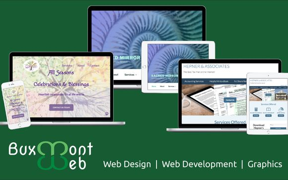 Web Design By Buxmont Web Llc In North Wales Pa Alignable