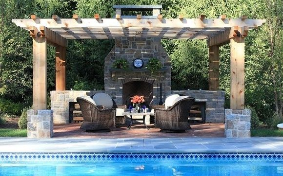 Selah Pools Outdoor Kitchens Firepit Fireplace Pergola By Selah Pools Custom Outdoor Environments In Colleyville Tx Alignable