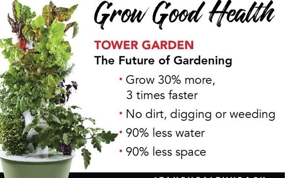 Tower Garden By Juice Plus By Juice Plus And Tower Garden In Powell Oh Alignable
