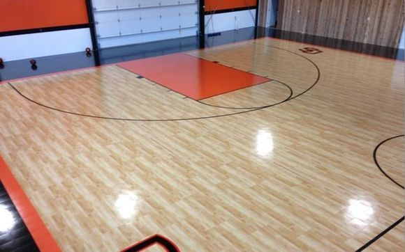 Indoor Basketball Court By Sportprosusa Authorized Sport Court Distributor In Wyckoff Nj Alignable