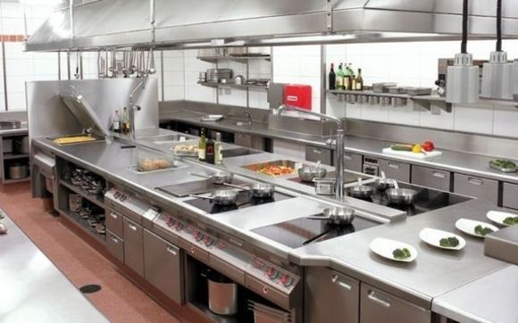commercial kitchen cleaning/equipment cleaningfresh