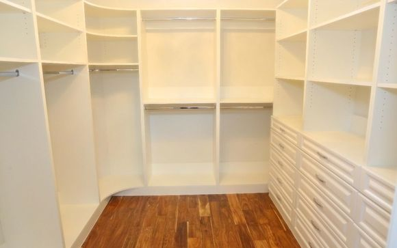 Custom Built Closets By Reliable Cabinet Designs In