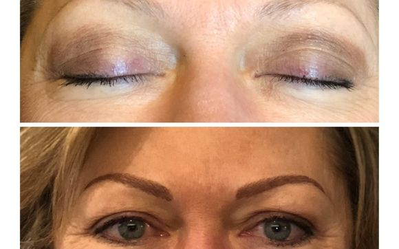 Permanent Makeup Designs By Mary