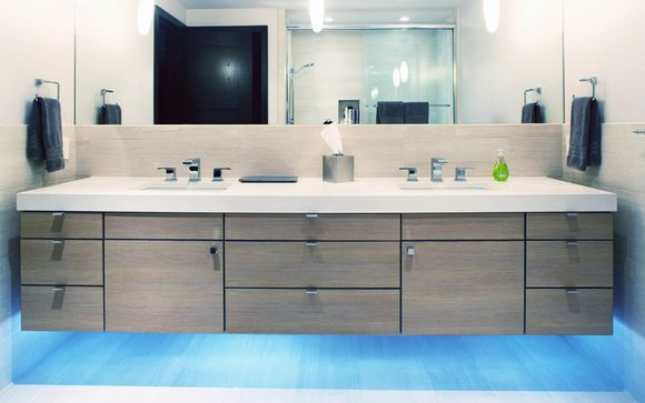 Cabinets Modern Floating Vanity