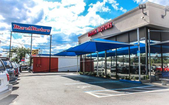 Car Dealerships In Jacksonville Fl >> March Motors Jacksonville Florida Used Car Dealership By