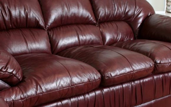 Leather Upholstery Cleaning by Heaven's