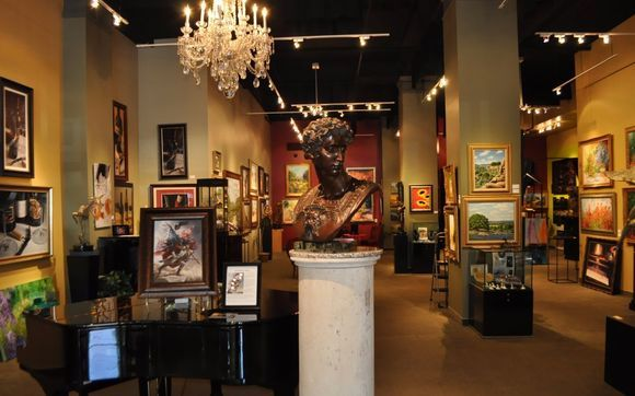 Fine Art By Milan Gallery In Fort Worth Tx Alignable