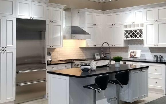 Kitchen Cabinetry By Prestige Home Design Center Llc In