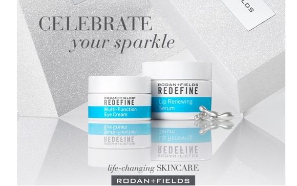 Redefine Lip Renewing Serum And Redefine Multi Function Eye Cream