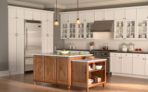 Cabinetry For Kitchen And Bath By Genesis Cabinet Company In Centennial Co Alignable