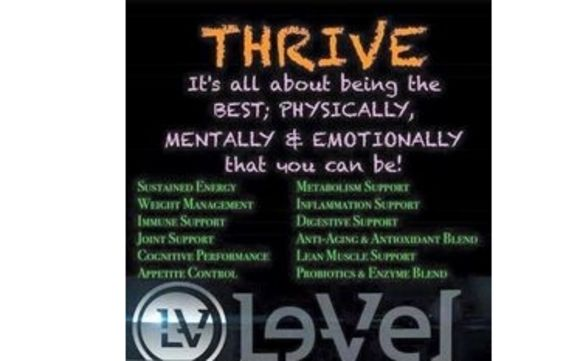 Thrive from Le-Vel , Wearable nutrition
