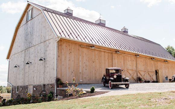 Barn Wedding Venue By Spring Valley Farms In Dover Area Alignable