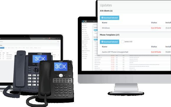 3CX PBX by Cove Central Communications in Brunswick, ME