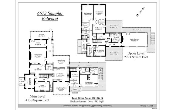 Marketing Floor Plan By Uniq Dimensions Inc In Mississauga On Alignable