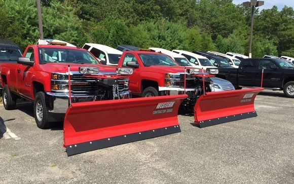 Plow Trucks By North Shore Chevrolet Of Smithtown In Saint