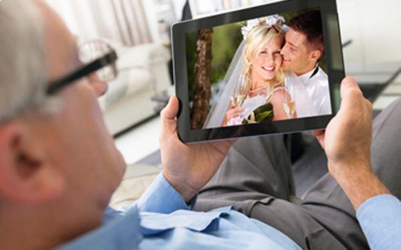 Live Stream Wedding by Maine Wedding Films, LLC in Augusta, ME ...