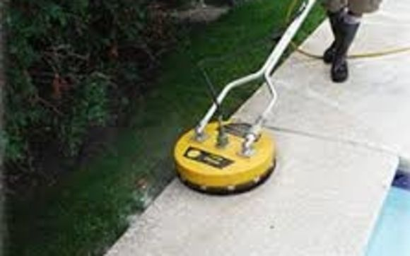 Pressure Cleaning By Jlw Service In Hollywood Fl