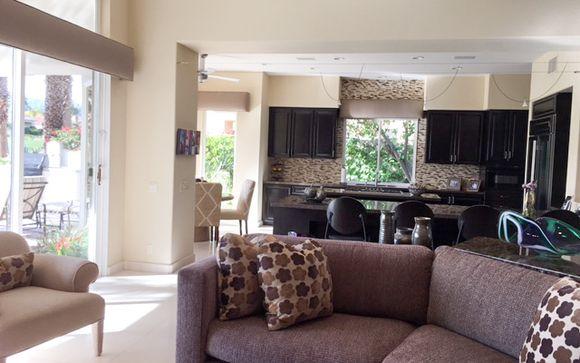 Redo Of Palm Desert S Home By Sande Chernett Interior Design
