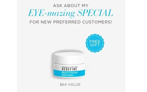 Redefine Eye By Rodan Fields Independent Consultant In O Fallon