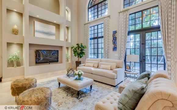 Interior Design by Elite Home Staging in Oakland Park, FL ... on average home garage, average home appliances, average home landscaping, average home in america, average bedroom,