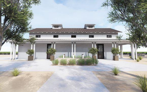 Architectural Design Services 3d Rendering Of Biddle Ranch Vineyard By Sandes Studio In San Luis Obispo Ca Alignable