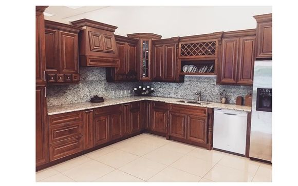 Kitchen Cabinets Granite Countertops By Tops Kitchen Cabinets And Granite In Norcross Ga Alignable