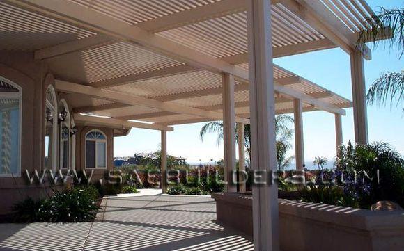 Alumawood Patio Covers By Sae Builders In Menifee Ca Alignable