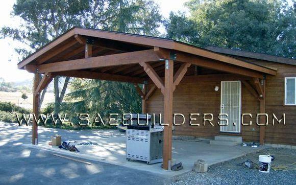 Wooden Carport Builders