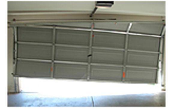 Off Track By A Plus Garage Doors Repair, A Plus Garage Door Repair