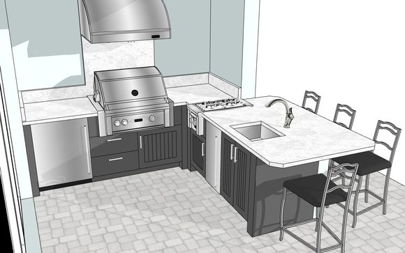 Outdoor Kitchens By Chadwick Outdoor Kitchens In Naples Fl Alignable