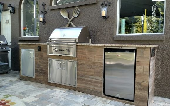 Outdoor Kitchens by Outdoor Florida Kitchens LLC in Largo ...