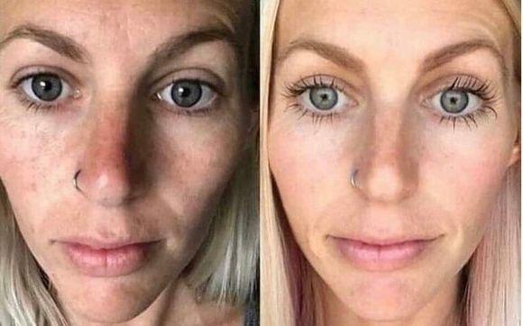 Reverse Brightening Lash Boost Redefine Multifunction Eye Cream