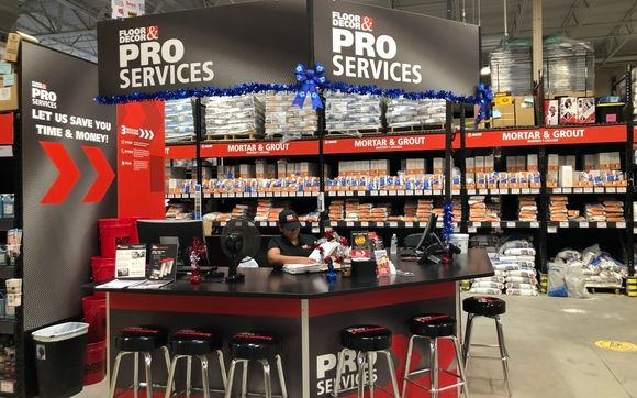 Premier Services just for Pros by Floor