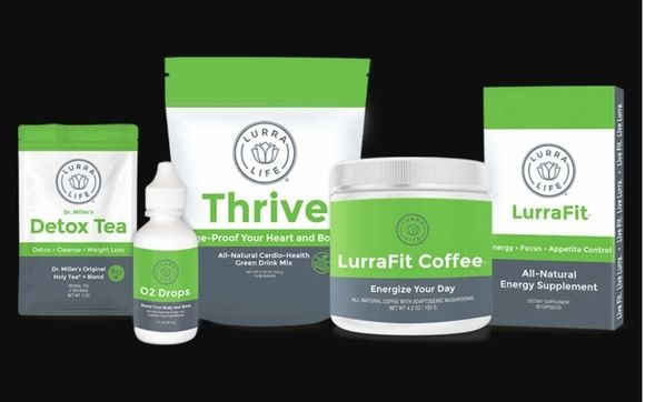 Amazing health benefits of LurraLife products