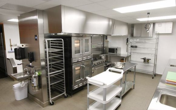 Commercial Kitchens For Rent By Moonlight Kitchens In