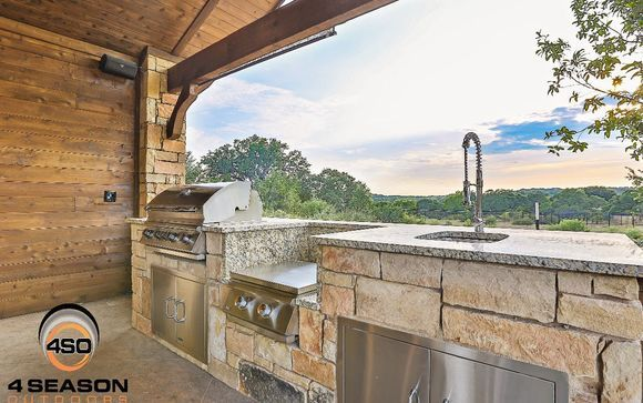Outdoor Kitchens by 4 Season Outdoors-ATX in Austin, TX ...