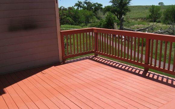 Deck Cleaning Staining Painting And Restorations Of