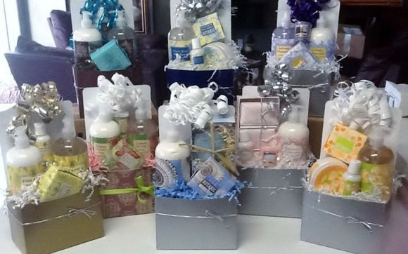 Special Occasion Gift Baskets by Madame