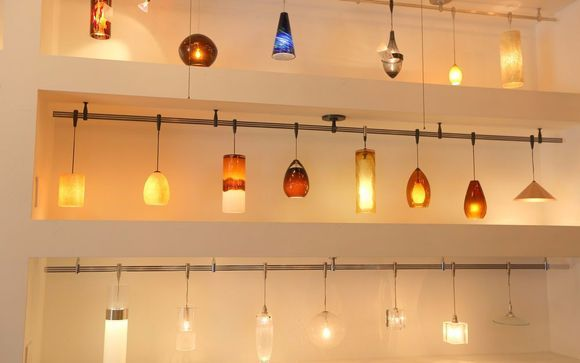 Lighting Showroom By Paramont Eo Crest