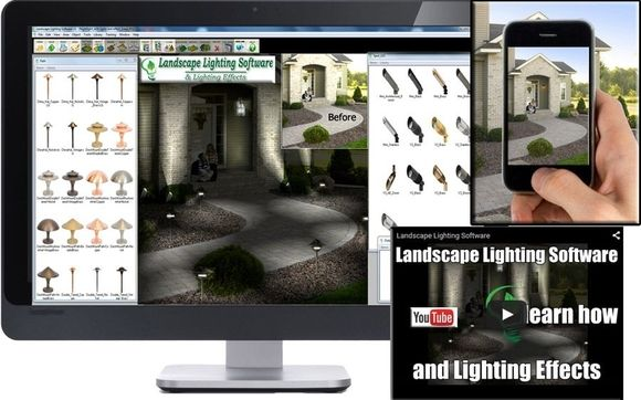 Landscape Design Imaging Software Has Greenscapes Hardscape Imaging Decorative Concrete And Outdoor Lighting Programs Alignable