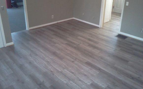 Vinyl Flooring Installation By Skips Custom Flooring Inc Dansville
