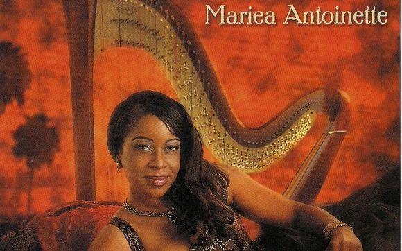 Image result for Harpist Mariea Antoinette